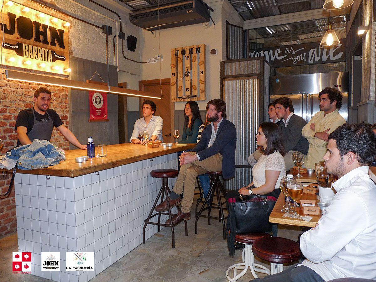Showcooking y charla con el chef Javi Estévez